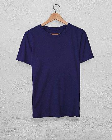 40 Camisetas Azul Marinho - Algodão