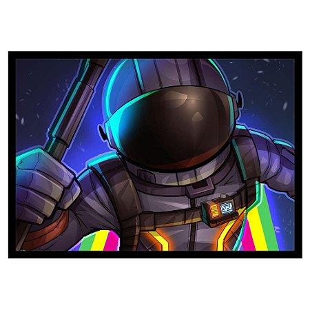 Quadro Personalizado | Astronauta