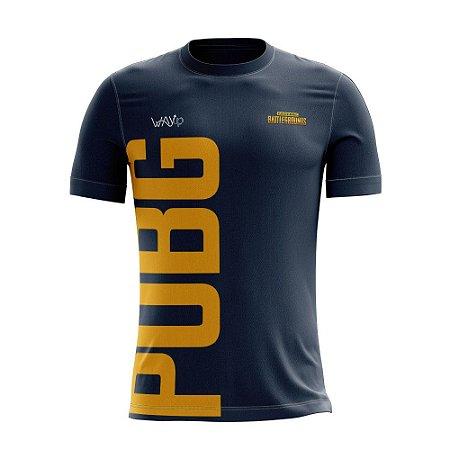 Camiseta Esportiva | Jersey | Proplayer Pubg | Azul