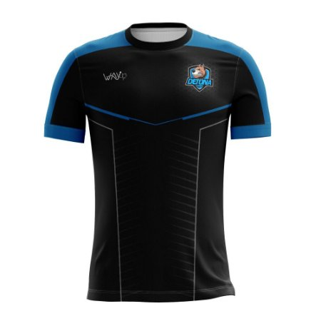 "Camiseta Esportiva ""Jersey"" Detona Gaming 2018"