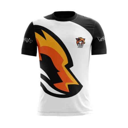 "Camiseta Esportiva ""Jersey"" Wild Fox Esports 2018"