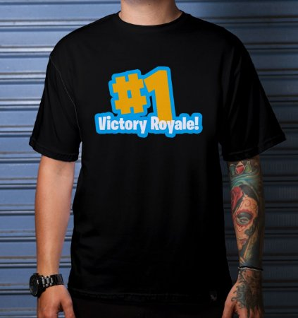 CAMISETA CASUAL VICTORY #1