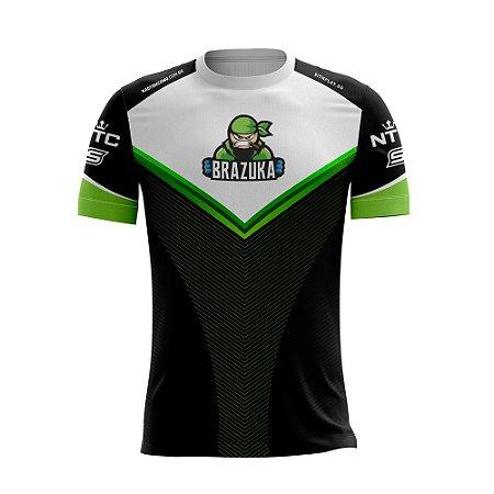 Camiseta Esportiva | Jersey | Cs:Go Brazuka