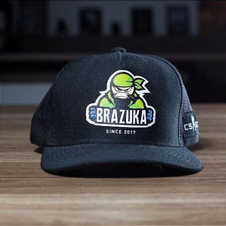 Boné Trucker Cs:Go Brazuka