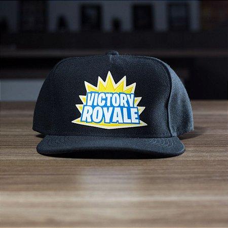 Boné Snapback Victory Royale