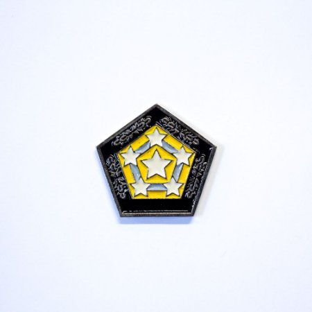 PIN GENUINE CHROMA