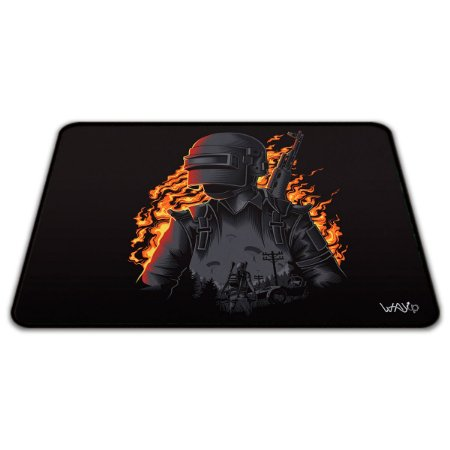 MOUSEPAD ON FIRE