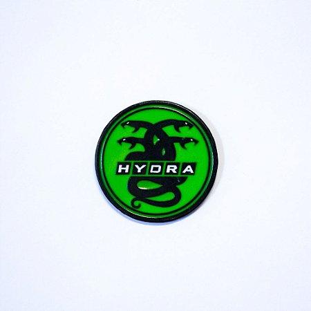 Pin Metálico Hydra