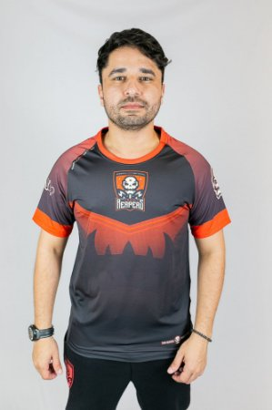 "Camiseta Esportiva ""Jersey"" Team Reapers"