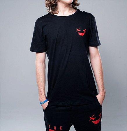 Camiseta Casual The Boys E-Sports Preta