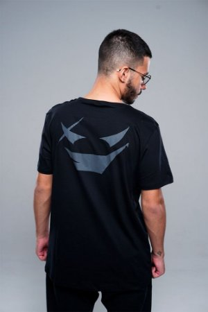 Camiseta Casual The Boys Hunter Preta/Cinza
