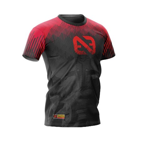 Camiseta Esportiva Jersey Aedrons Oficial