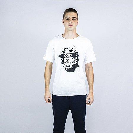 Camiseta Casual Branca GOD Esports