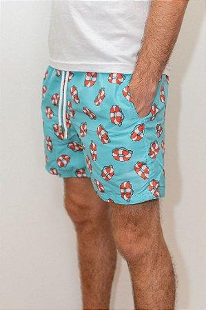 Shorts de Verão Boia