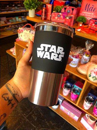 Copo viagem max 450ml Star Wars the Force