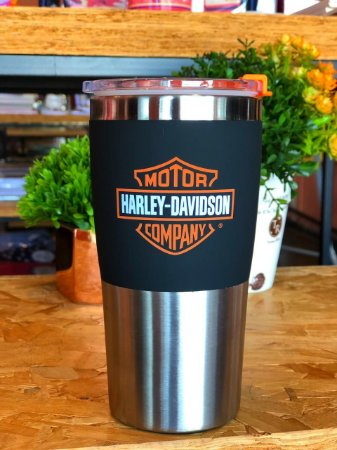 Copo viagem max 450ml Harley Davidson