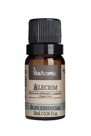 Óleo Essencial Alecrim 10ml Via Aroma