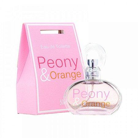 Perfume Peony e Orange Orgânica Eau de Toilette 50ml