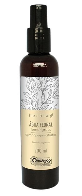 Água Floral (Hidrolato) Lemongrass Herbia
