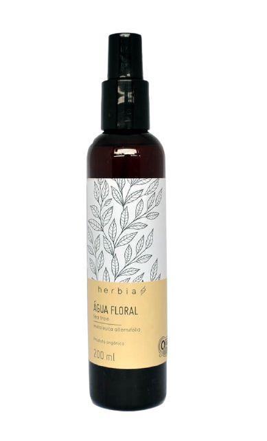 Água Floral (Hidrolato) Tea Tree Herbia