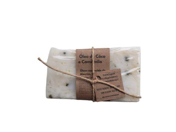 Sabonete Natural de Camomila Le Savon