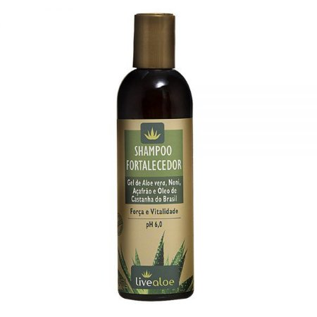 Shampoo Fortalecedor 240ml
