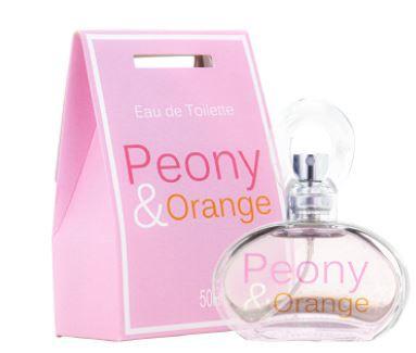 Perfume Peony & Orange
