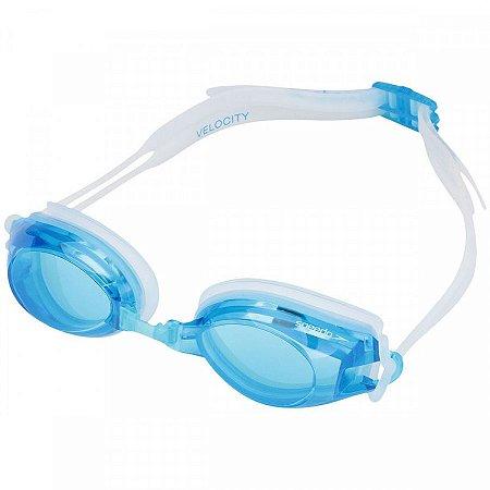67506e24a Óculos De Natação Speedo Velocity Azul - Sport Vip