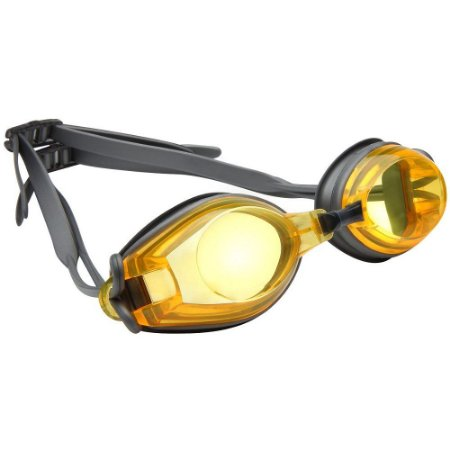 a9acc44a7 Óculos De Natação Speedo Velocity Laranja - Sport Vip