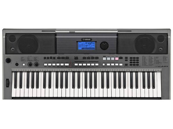 Teclado Yamaha PRS-E 443