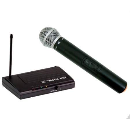 Microfone TSI MS 115 UHF PLUS