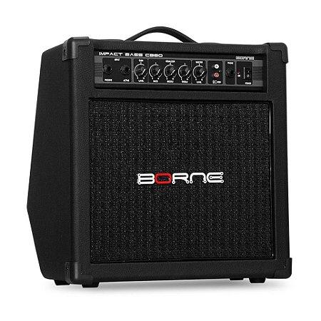 Amplificador Impact Bass CB80