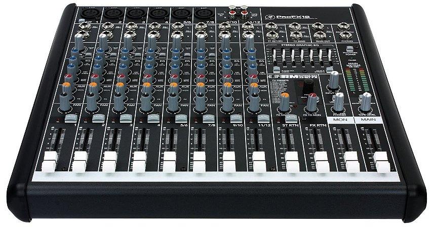Mesa de som Makie Pro FX 12 v12
