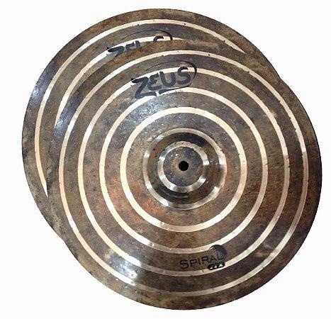 Prato Zeus HiHat Spiral 14''
