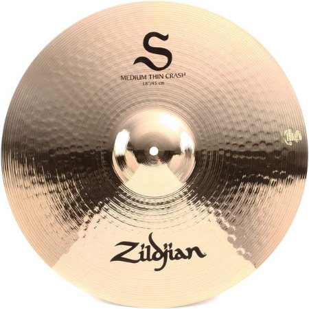 Prato Zildjian S Family S 18 MTC Medium Thin Crash 18''