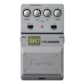 Pedal Para Guitarra Ibanez   SH7 7TH Heaven