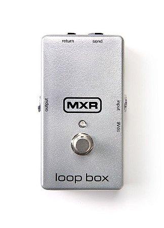 Pedal para guitarra MXR Dunlop M 197  Box 8618