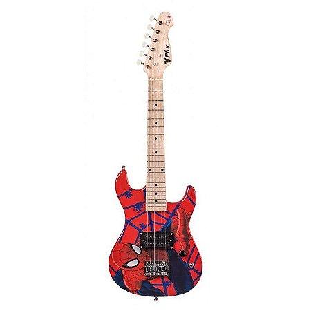 Guitarra Infantil PHX Spider Man