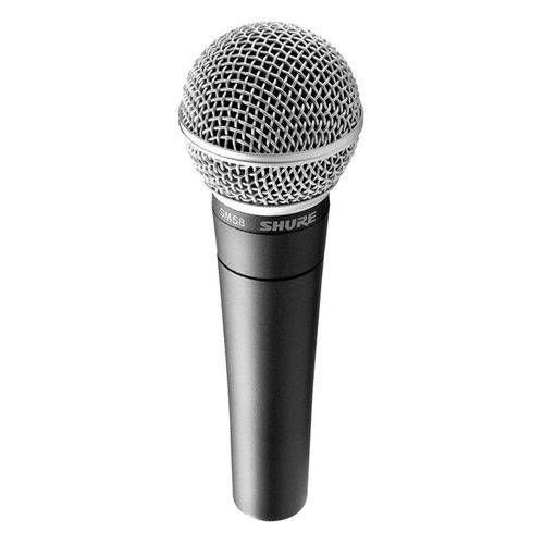 Microfone Shure Dinâmico SM 58 LC
