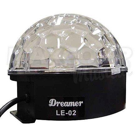 Globo De Led Magic Ball Dreamer LE02