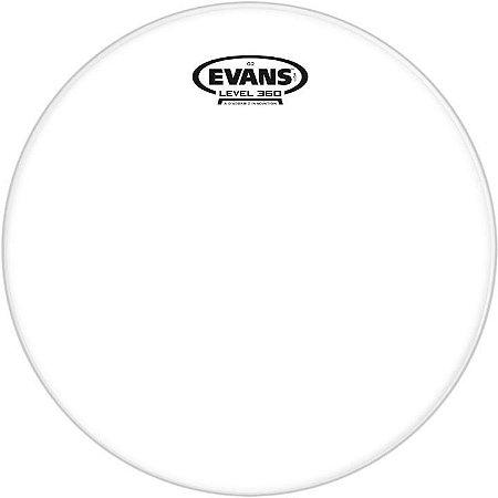 Pele Evans Hidráulica clear Drum Head 8'' TT08G2