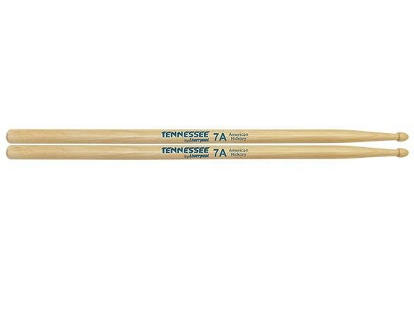 Baquetas Liverpool Tennessee American Hickory 7A TNHY 7AM