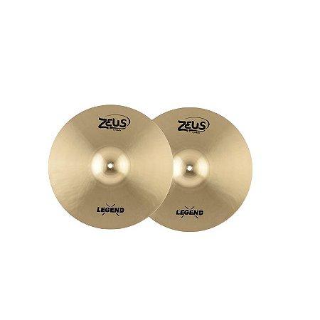 Prato Zeus Hi Hat Legend ZLHH14 14''