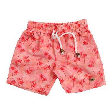Shorts Infantil Tactel YB