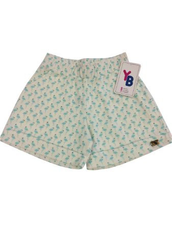 Shorts Infantil Flamingo YB