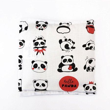 Bolsa Térmica de Sementes Panda