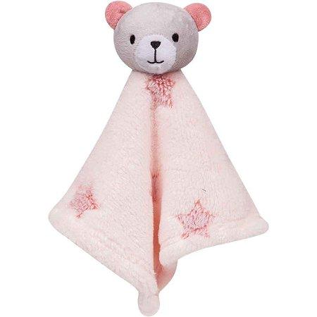 Naninha de Soft Ursinha Rosa Buba