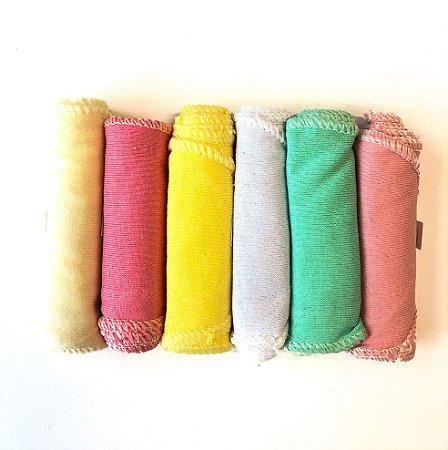 Kit de faixas umbilical Rosa