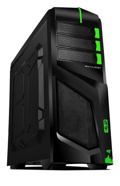 WARRIOR GAMER GABINETE CYBORG - GA133