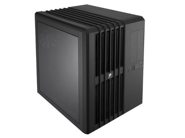 GABINETE GAMER CORSAIR CC-9011030-WW CARBIDE SERIES AIR 540 ATX PRETO